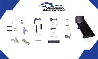 Anderson Manufacturing AR15 Lower Parts Kit