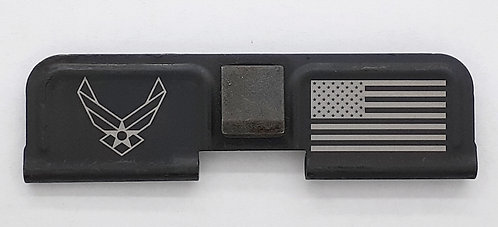 AR15 Port Door - Steel - closed side