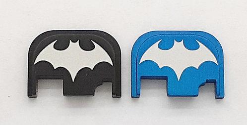 Glock Gen 1 - 4 slide plate - Batman logo