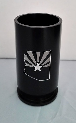 Shot Glass - AZ State with Flag