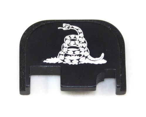 Glock Gen 1 - 4 slide plate - DTOM