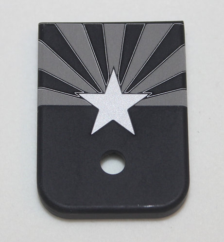 Magazine plate for Glock Gen 1 - 4