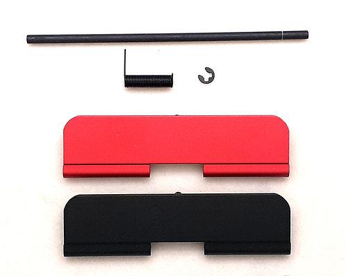 AR15 Port Door - Aluminum - open or closed - for custom engraving