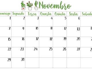 Calendários 2020