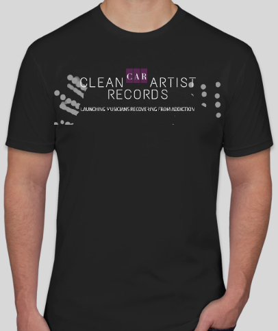 Clean Artist Records Mission Label Tee (Women's)