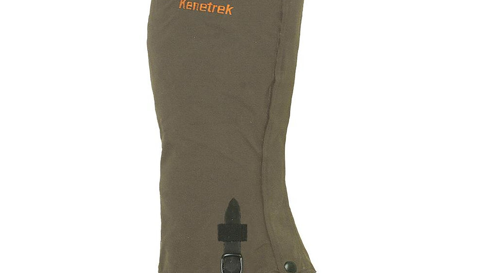 HUNTING GAITER - SOLID LODEN GREEN