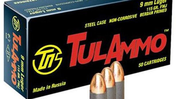 TULAMMO 9MM Luger 115GR