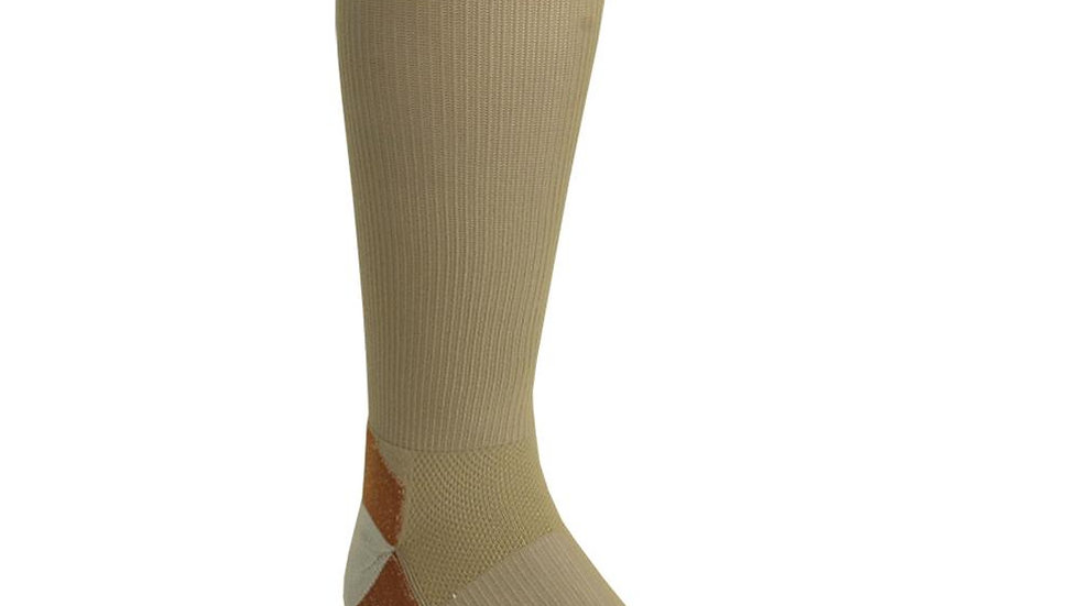 Ultimate Linear Lightweight Over The Calf Socks