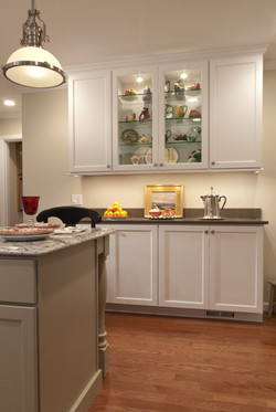 Classic Craftsman Kitchen
