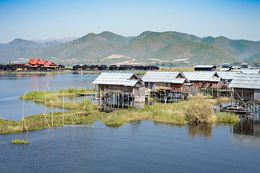 The Village On Lake Inle.jpg