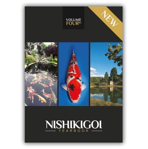 Nishikigoi Yearbook Volume 4  Part 2 Free Shipping!