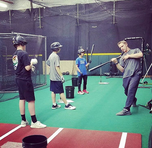 Spring Quarter Individual Hitting Program