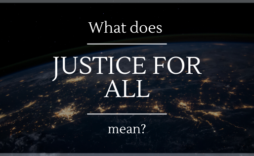 What is Justice For All: A Social Justice Warrior Story