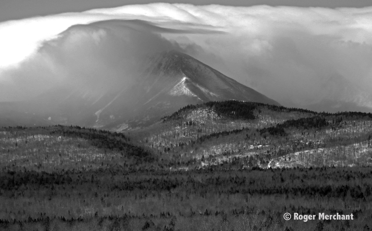 Keep Ridge - Mt Katahdin