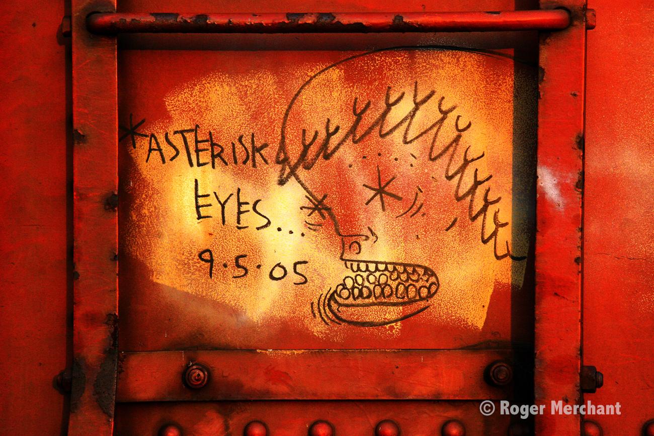 Asterisk Eyes