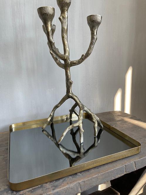 Spiegel decoratieblad