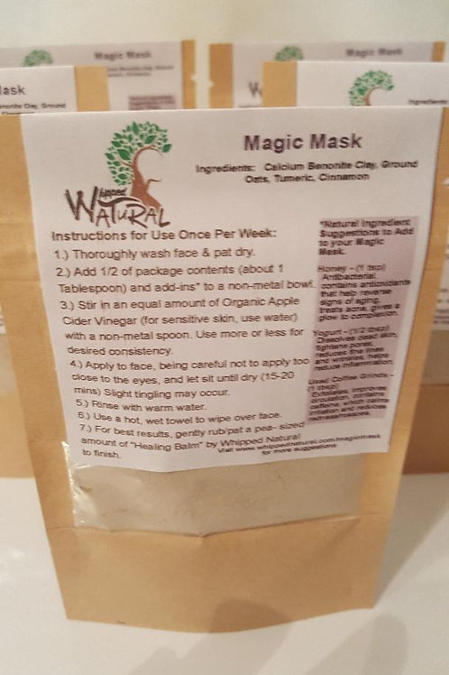 Magic Mask (Enough for two applications!)