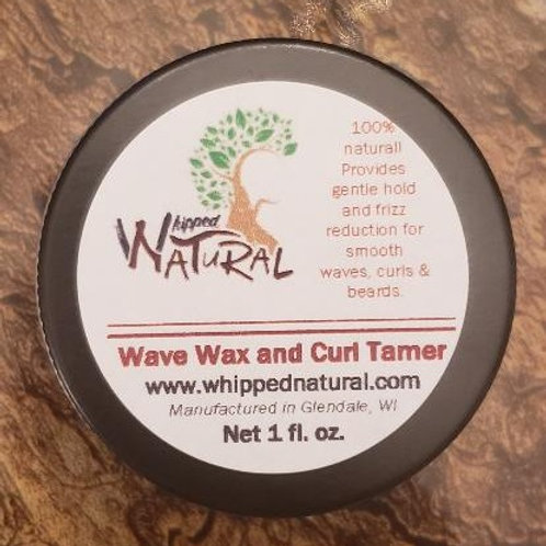 Wave Wax and Curl Tamer