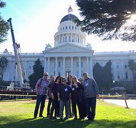 Cal-TASH 2018 Legislative Visit 2.jpg