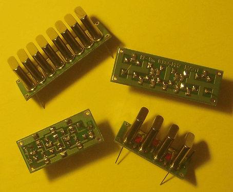 Комплект кварцевых фильтров КФ-8м и ПКФ-4м