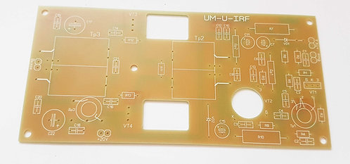 Плата Усилителя мощности UM-U-IRF