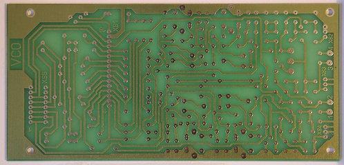 Печатная плата ГУН (VCO) синтезатора «Контур-116».