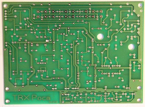 Печатная плата КВ трансивера Роса вариант 2.0