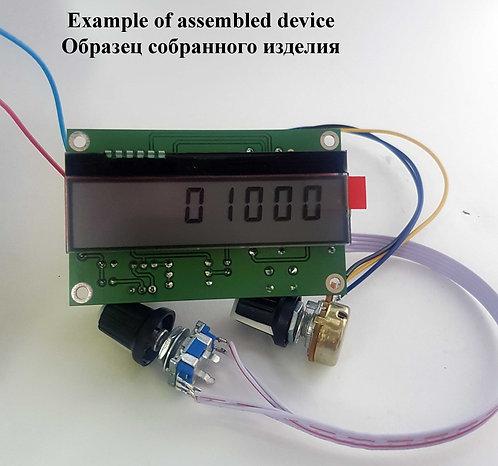 Генератор низкой частоты ЖКИ TIC8148