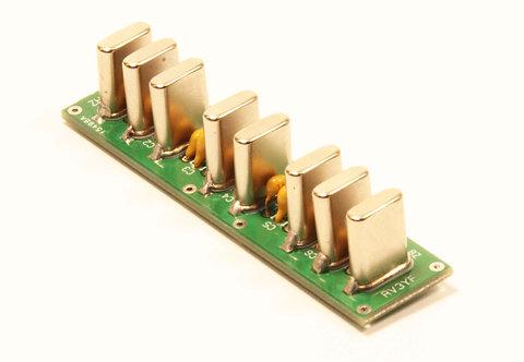 Кварцевый фильтр на 10,7 МГц