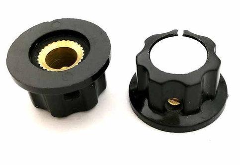 А01 - Ручка управления под ось 6 мм. Диаметр 20мм