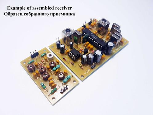 Simple Dual-band HF Receiver 20m/80m