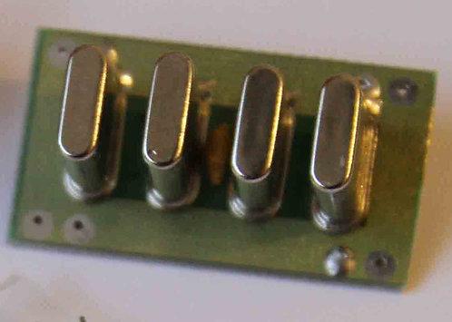 4-кристальный кварцевый фильтр  «Десна»