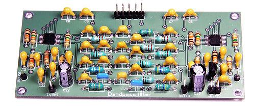 Диапазонные полосовые фильтры 1..30МГц