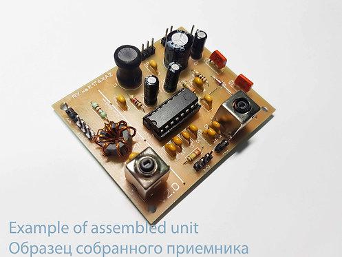 Простой приемник на микросхеме К174ХА2 (160,80 или 40 метров)