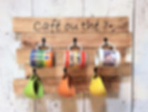 Support de tasses _Café ou thé _