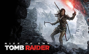 AAA video game, Tomb Raider, Rise of the