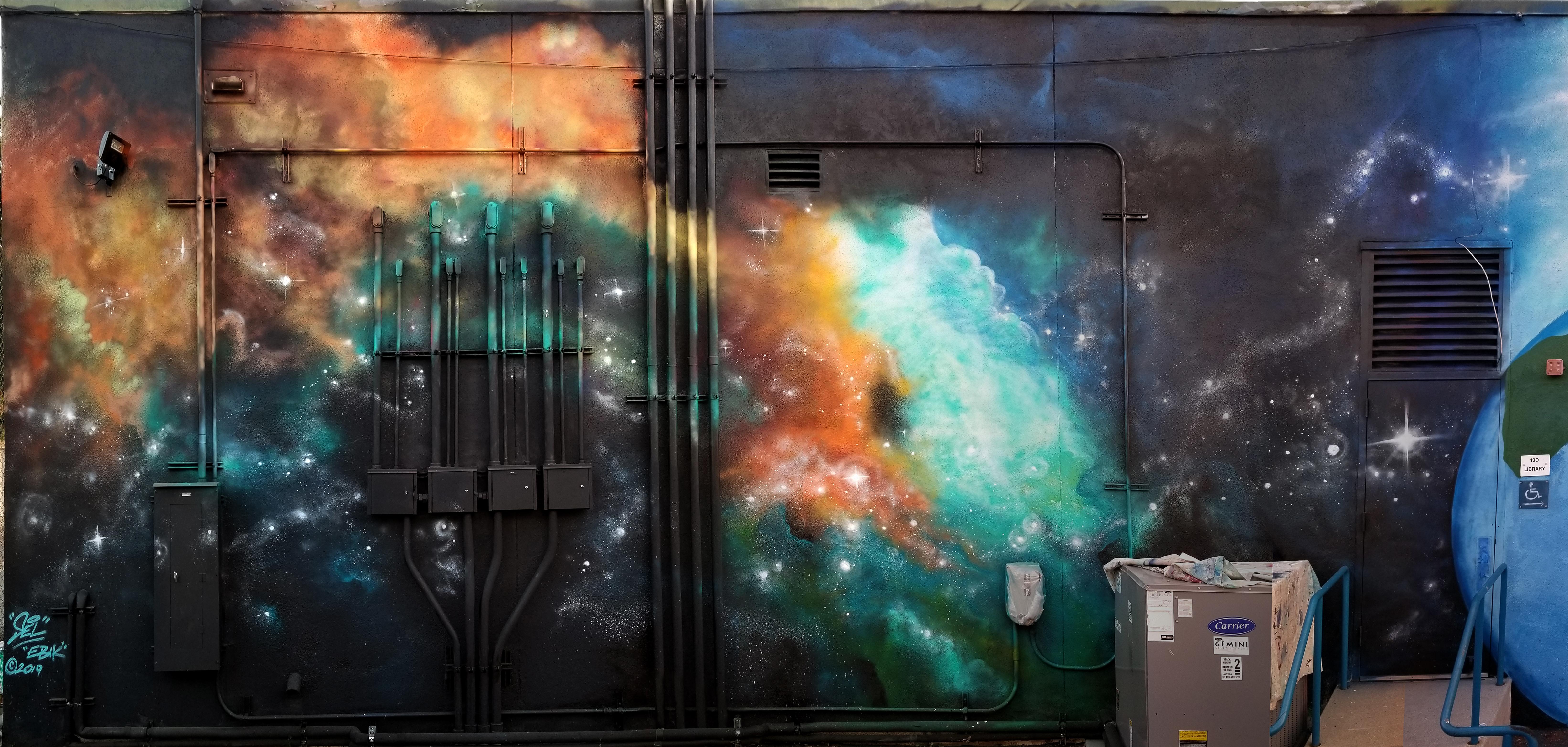 Nebula / Galaxy