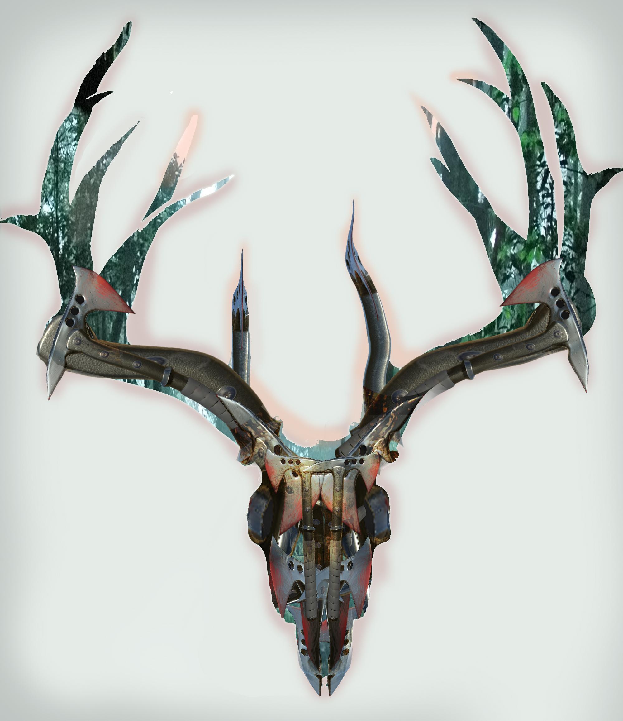 Deer Hatchet