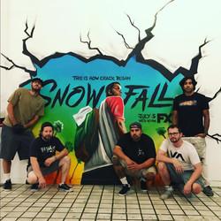 Snowfall FX Network