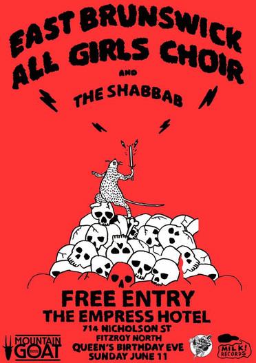 East Brunswick All Girls Choir