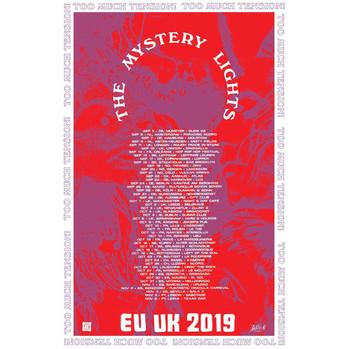 Tour managing TMLs 2019 EU tour