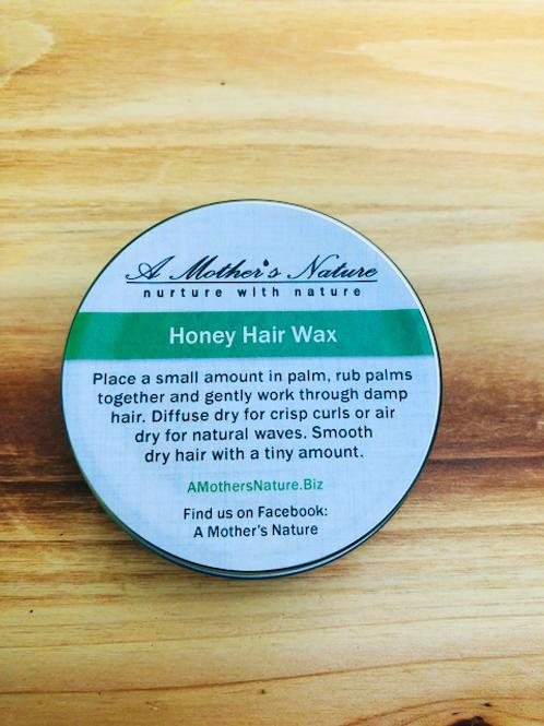 Men's Honey Hair Wax