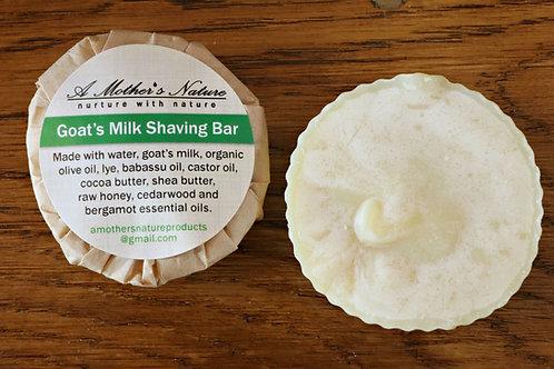 Goat's Milk Shaving Bar