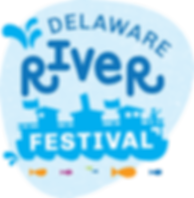 Delaware River Festival logo