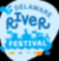 New Delaware River Festival logo