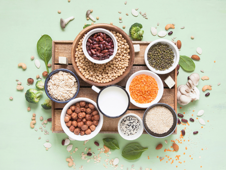How Do I Get More Plant Based Protein In My Diet?