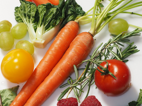 How Many Pieces Of Fruit And Vegetables Do You Eat A Day On Average?