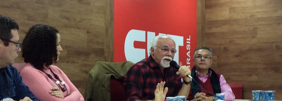"""Seminário Sindicalismo, Cooperativismo, Associativismo e Economia Solidária"""""""