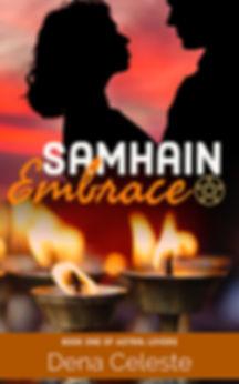 Samhain Embrace cover_ series title oran