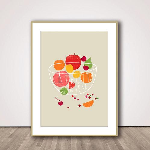 라 푸르타 | La Frutta